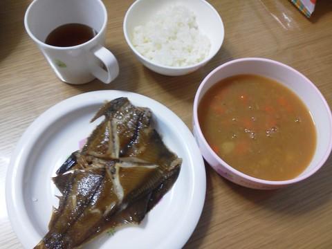 shijimi_chan_lunch20130215.JPG